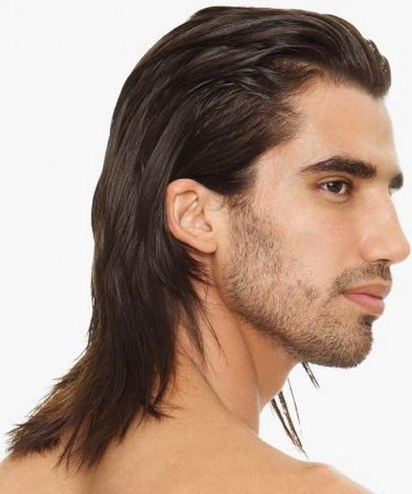 Fryzury Długie Włosy Męskie