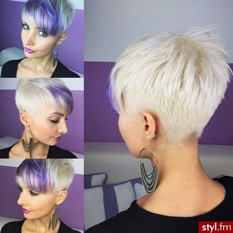 Kr 243 Tkie Blond Fryzury 2018