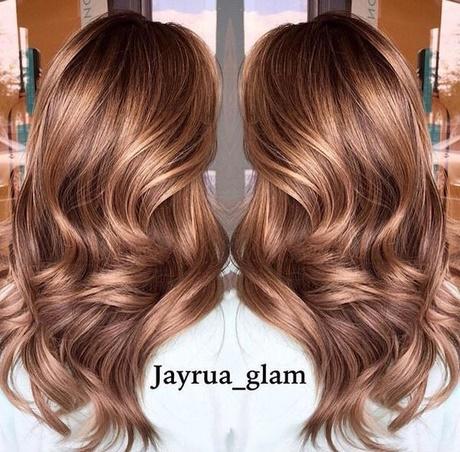 Najmodniejszy Kolor Włos 243 W Jesień 2018