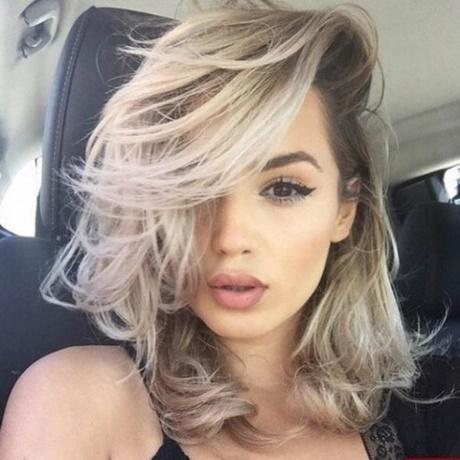 Fryzury Na Cienkie Włosy 2018
