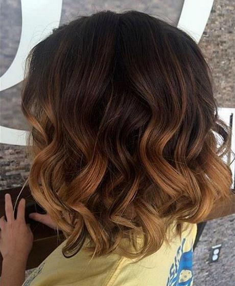 Fale Włosy Do Ramion