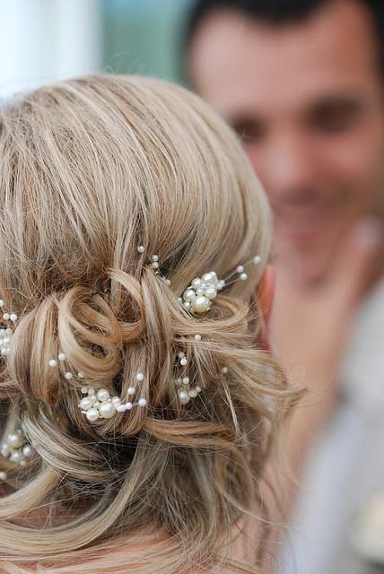 Fryzury ślubne Z Cienkich Włosów